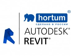BIM-модели компенсаторов Hortum для Autodesk Revit